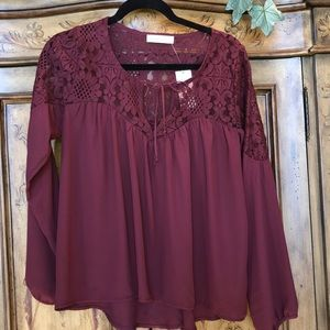 NWT Abercrombie & Fitch blouse